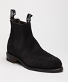R.M. Williams Wemtworth Black Suede