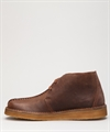 Clarks Originals Desert Trek Hi Cola Leather