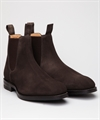 Loake Chatsworth Dark Brown Suede
