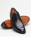 Loake Export Grade Grosvenor Onyx Black