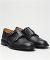 Trickers Rufus 7824 Monk Black Leather
