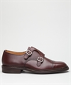 Trickers Rufus 7824 Monk Burgundy Leather