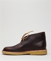 Clarks Originals Desert Boot Chestnut Leather Made in Italy