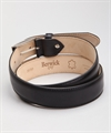 Berwick 1707 Belt Black Calf