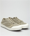 Spring Court Classic Low Heavy Twill G2-Green Washed