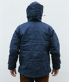 Manifattura Ceccarelli Mountain Jacket Wool Lining Navy