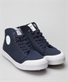 Spring Court Mid Canvas B2-Navy 1